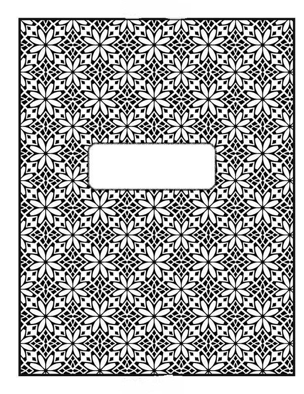 Печать картинок на тетради