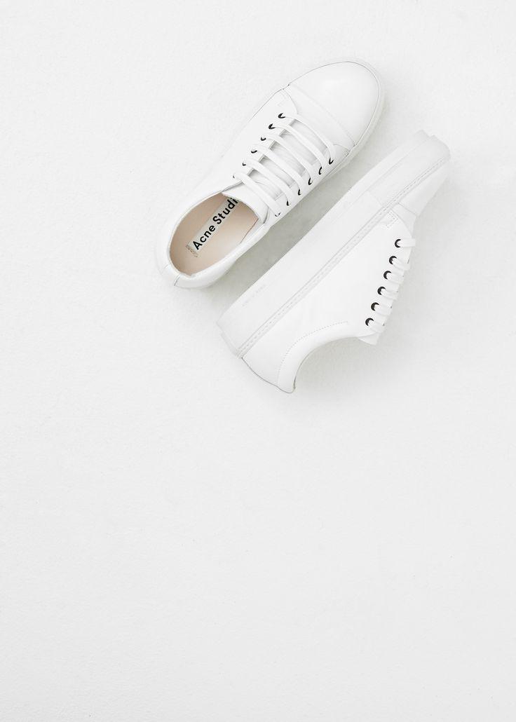 MINIMAL + CLASSIC: acne studios: adriana sneaker