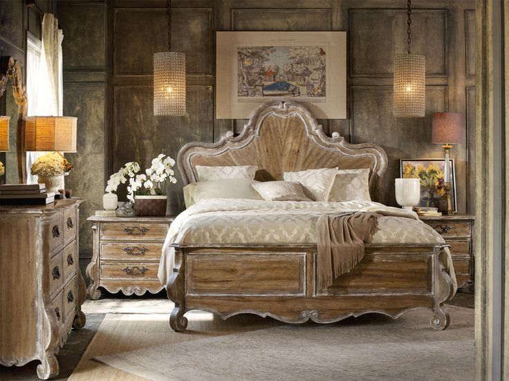 Lovely Chatelet King Bedroom Group By Hooker Furniture. Available At  Www.muellerfurniture.com Or Nice Look
