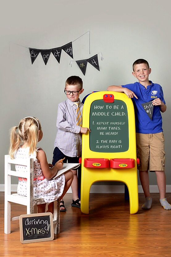 The 25 best Sibling baby announcements ideas – Sibling Announcing New Baby