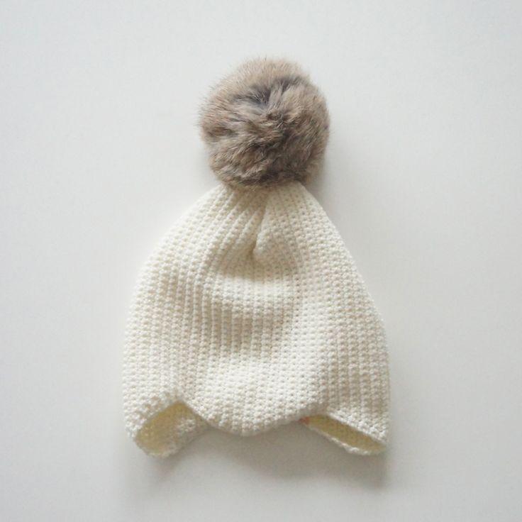 Hæklet djævlehue // Crochet