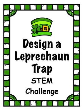 Download this STEM design challenge freebie for St. Patrick's Day! This freebie includes :*Reading passage and questions about leprechauns in Irish folklore*STEM design challenge*Math follow-up activity*Writing follow-up activity