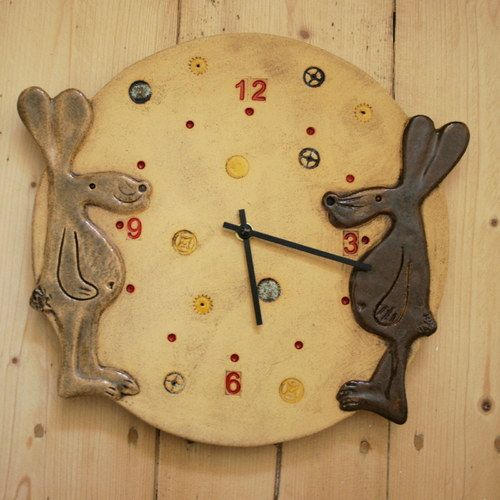 Zaječí keramické hodiny