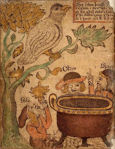 The Plants used in a Viking Age Garden
