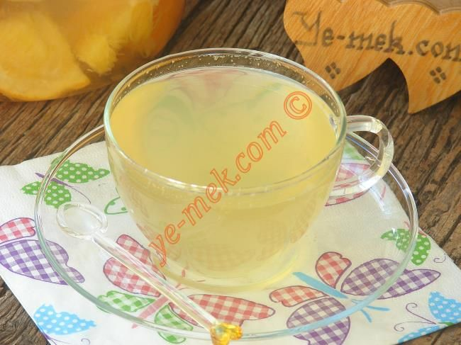 Ödem Attıran Yağ Yakıcı Zayıflatan Çay Resimli Tarifi - Yemek Tarifleri