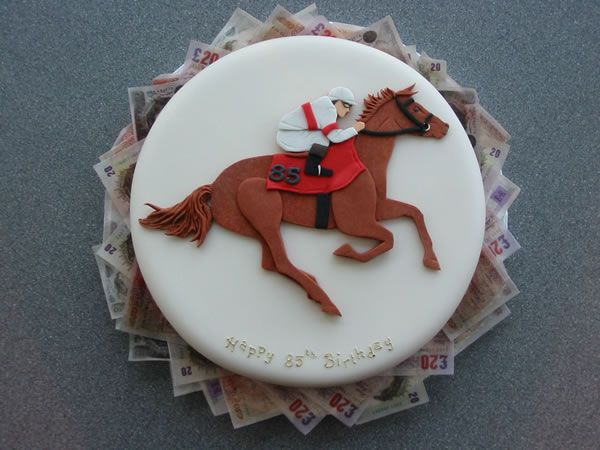44 best Horse Racing Cakes images on Pinterest Racing cake Horse