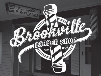vintage barber shop logo design - Google Search                                                                                                                                                                                 More