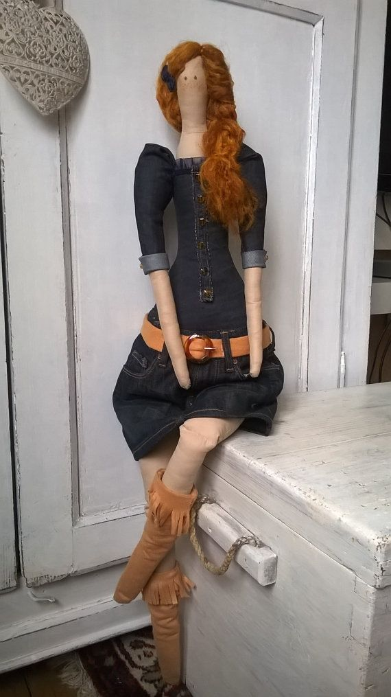 Tilda Tall Doll-Handmade-Tilda giant by LecreazionidiNadia on Etsy