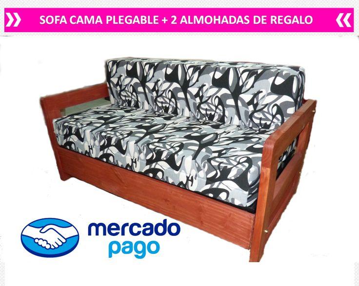 25 best ideas about sofa cama 2 plazas on pinterest for Sillon cama 2 plazas y media
