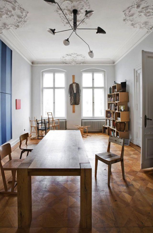 Visit : A fashion designer atelier in Berlin