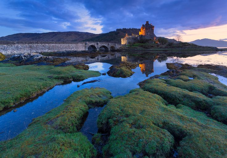 Eilean Donan Castle by Michal Vitásek on 500px