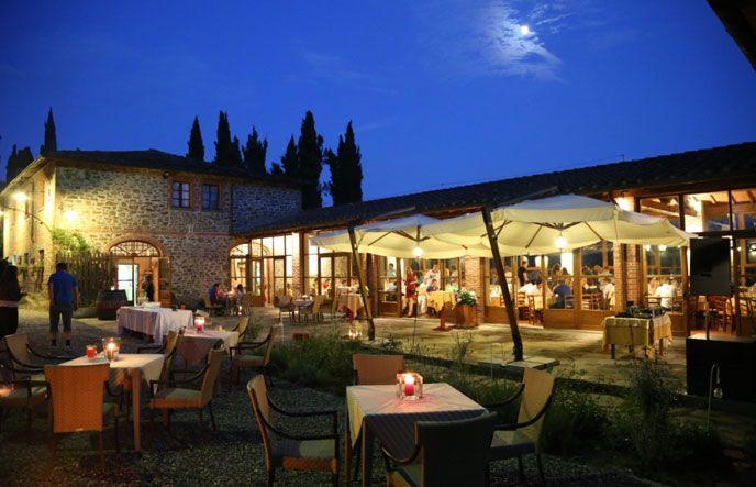 Gargonza Castle Hotel Monte San Savino Tuscany Val di