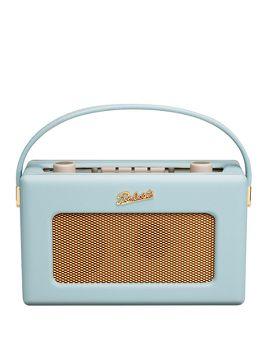 Radio - Duck-Egg Blue