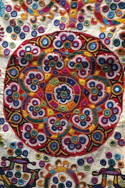 Gujarati Textile detail