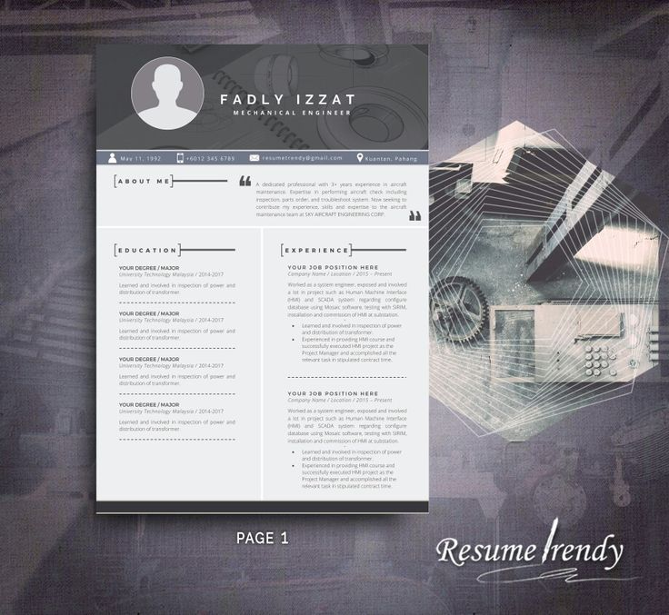 PREMIUM PRO 5! Our resumes are well-crafted and timeless, you can easily adjust them according to your needs and use for years. This resume template will surely satisfy your need while looking for your dreams career.