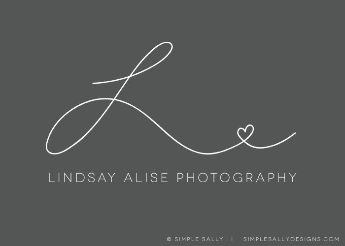 simple initials logo | SIMPLE SALLY