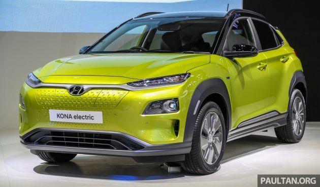 Bangkok 2019 Hyundai Kona Electric Launched In Thailand 39 2 Or