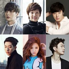 Sinopsis Drama Cinderella and Four Knights