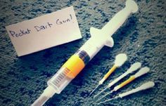 DIY-Pocket-dart-gun | No Arsenal is Complete Without These DIY Survival Weapons