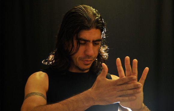Sebastian Sanchez Flamenco Dancer