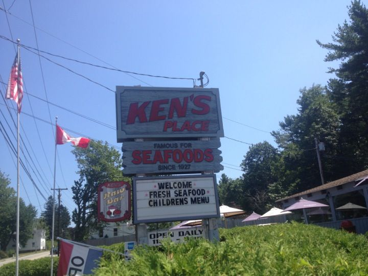 Ken's Place Seafood Restaurant in Scarborough, ME