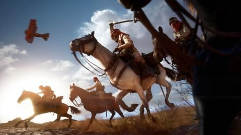 cool Battlefield 1 PC requirements call for some serious horsepower