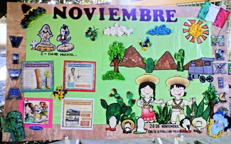 #Periodico mural