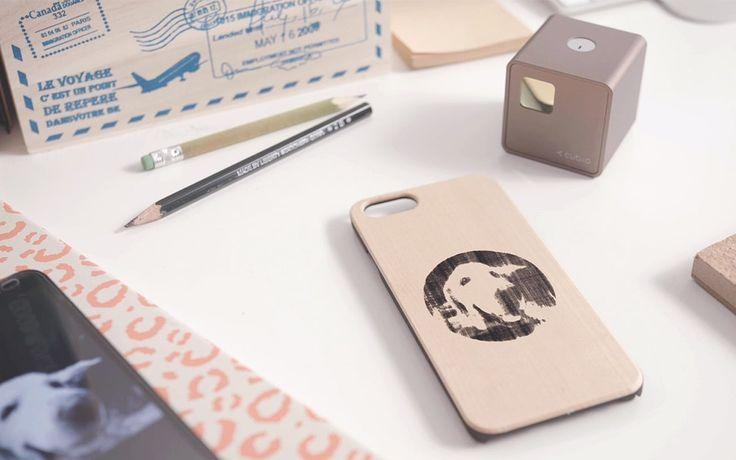 Cubiio Compact Portable Laser Engraver $379 USD