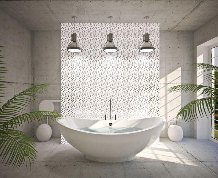 Großes Badezimmer   Den Platz Sinnvoll Nutzen