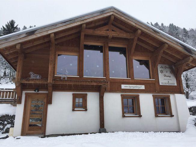 Chalet de Montagne : La sublime Grange à Henry