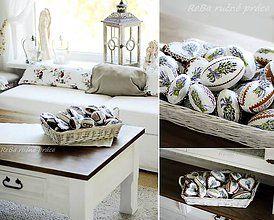 Dekorácie - vajicka lavender - 5230793_
