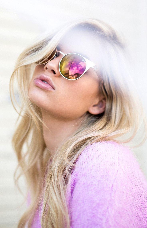 Quay Asha Sunglasses Gold