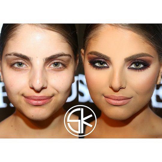 Maquillajes espectaculares