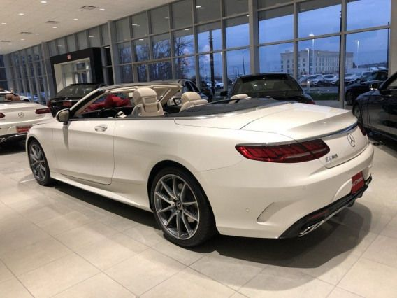 New 2019 Mercedes Benz S Class S 560 Cabriolet Convertible Mercedes Convertible In 2020 Mercedes Convertible Mercedes E Class Convertible Bmw Convertible