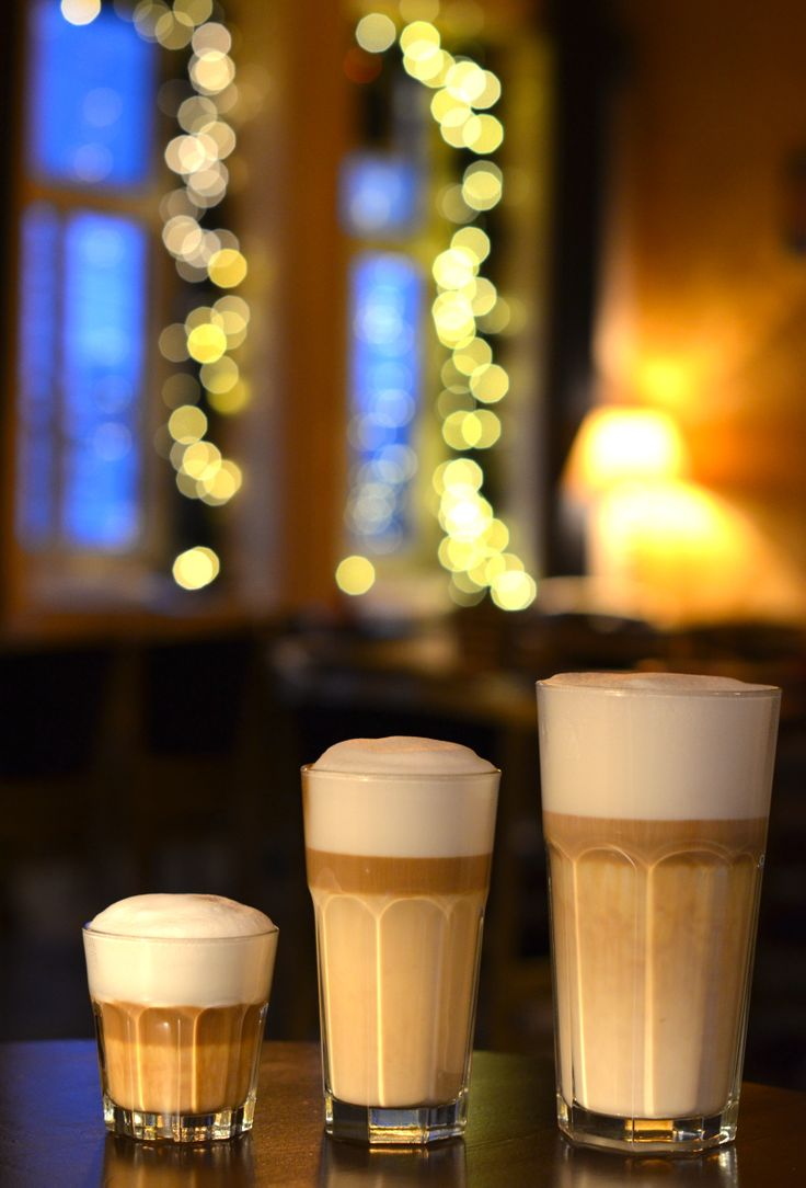 3 options one choice  #mini #normal #xxl Latte #cafenoar