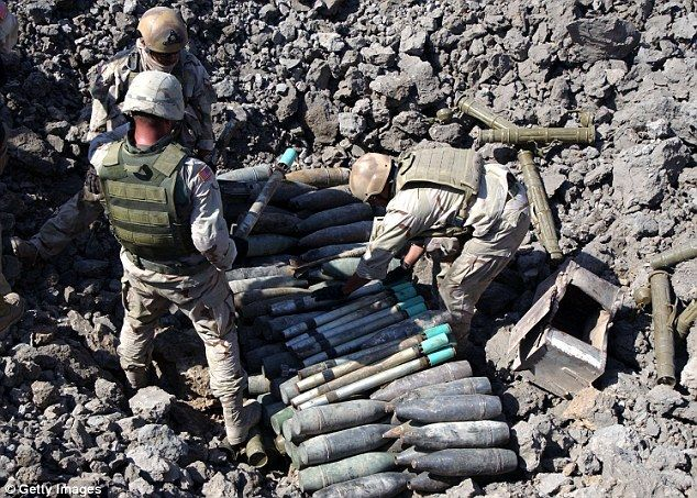 Troops FIND Huge Caches of Chemical Weapons in Iraq and Pentagon Keeps it a Secret by RC 1-2-15Has President George W. Bush been exonerated finally in the prevailing headline that he lied about Saddam Hussein having WMD's (Weapons of Mass Destruction?