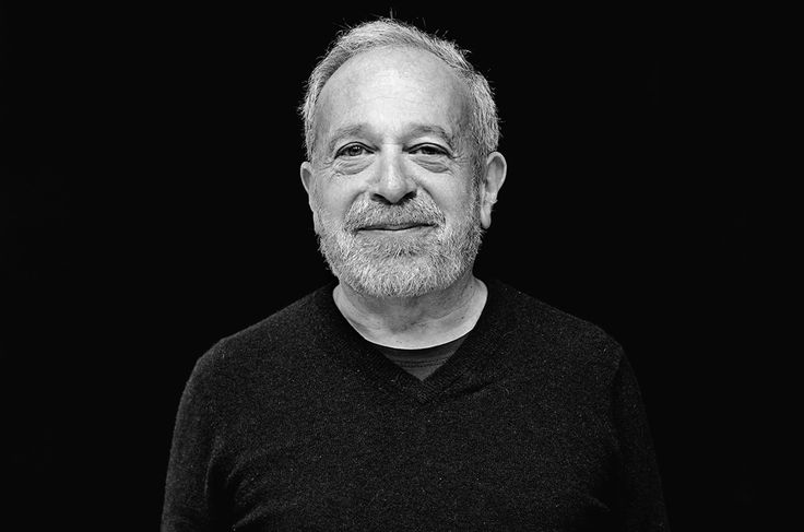 COURTESY MARK SHEPPARD - Robert Reich has mastered making economics appeal to young people.