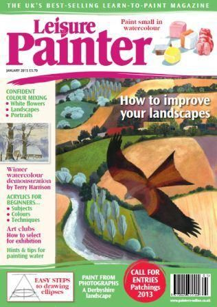 Leisure Painter January 2013