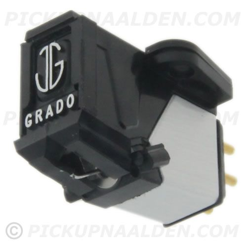 Grado Prestige Black1 MM element, zie : http://www.pickupnaalden.com/element_detail.asp?M=Grado_GRADO-PRESTIGE-BLACK+1_6924_3585