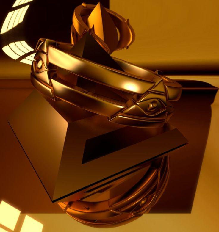Egyptian gold by Vítězslav Koneval
