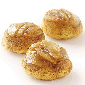 Apple Corn Muffins