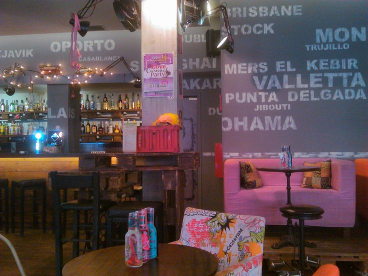 EL MUNDO Cafe - bar, ATHENS