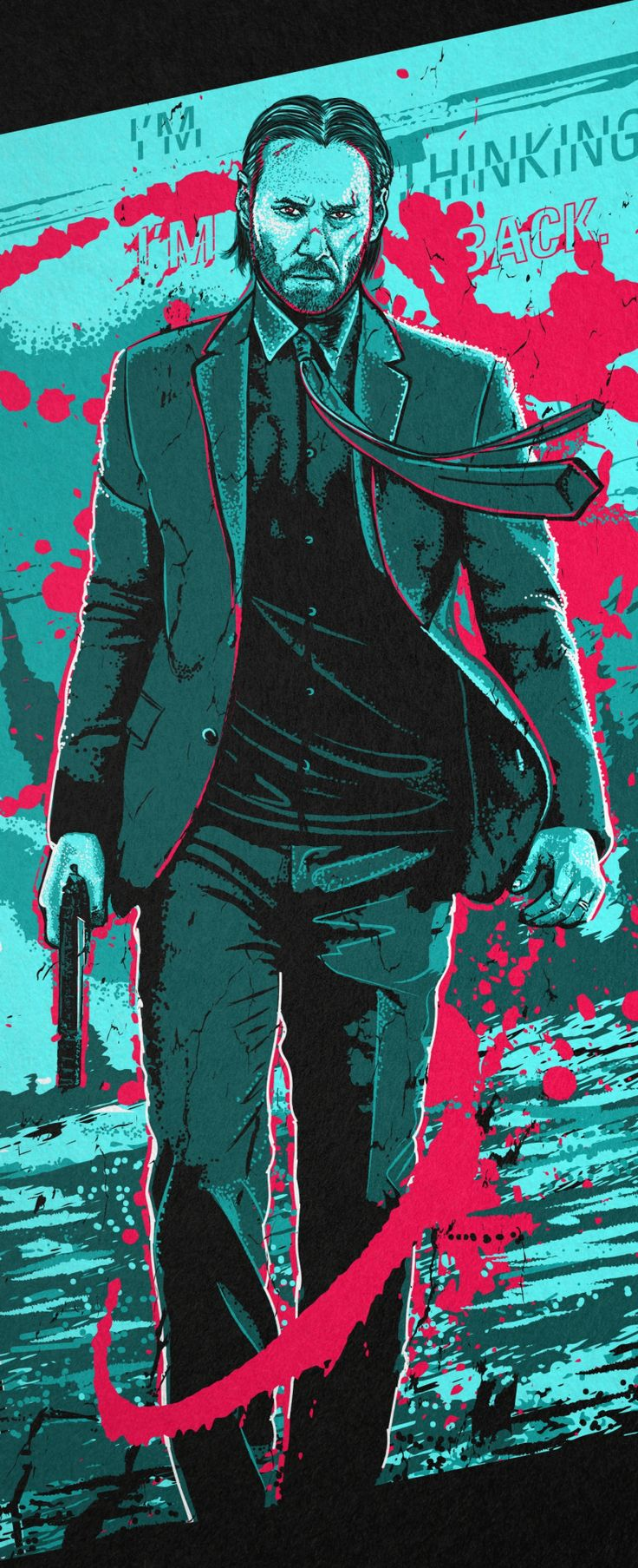 John Wick by Changethethought | XombieDIRGE