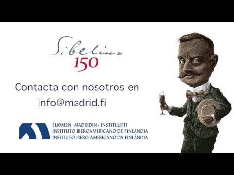 España y el 150 Aniversario de Jean Sibelius #jeansibelius #150Sibelius #blog #Finland #Finlandia
