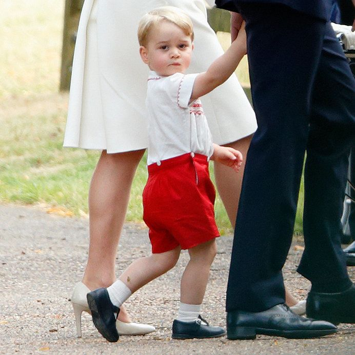 Kate Middleton's Latest Quote About Prince George Will Make You Giggle