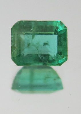 Natural Emeralds 3825: No External Detraction 0.74Carat Colombia Natural Emerald Gem Vvs -> BUY IT NOW ONLY: $130 on eBay!