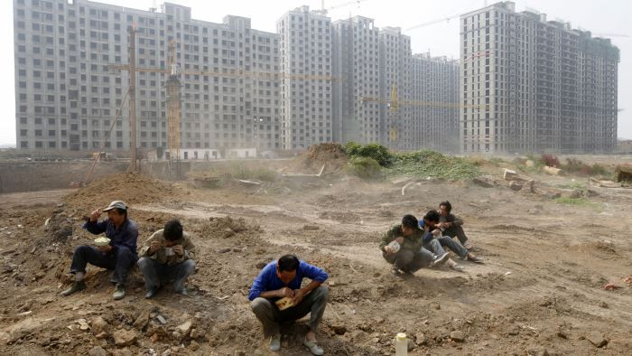 This is China's third housing market downturn in seven years. Here's what's different this time.