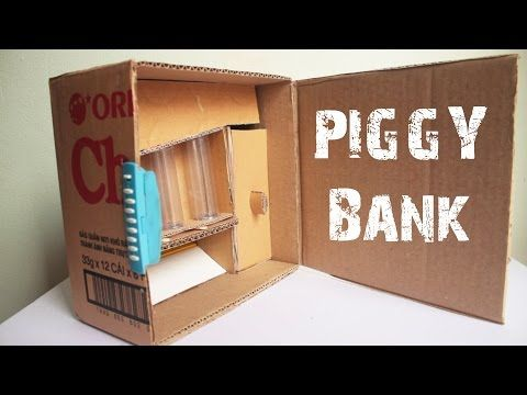 How to Make a Safe Locker Box with 8x security   password locker - YouTube