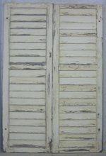Fensterladen Doppelflügel   Historische Bauelemente   4016 Historische Baustoffe online bestellen!