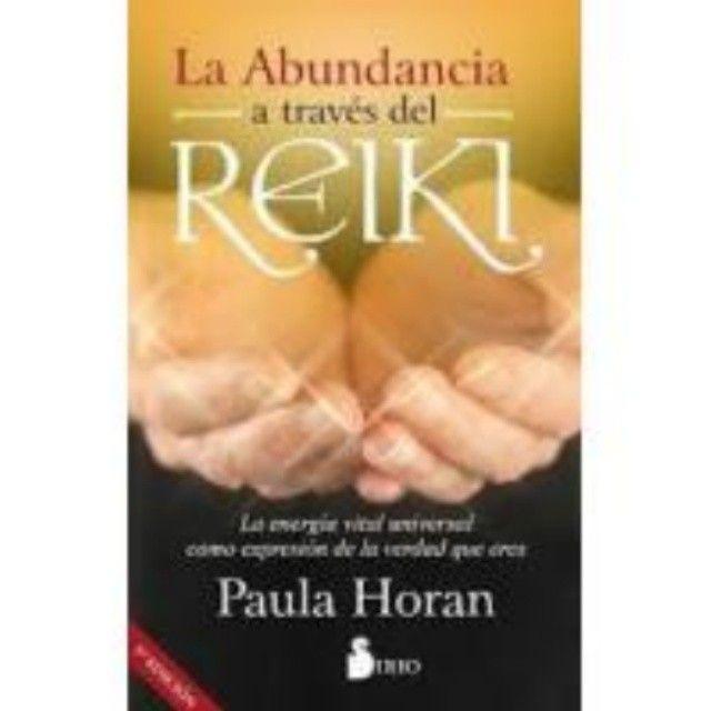 libro-abundancia-a-traves-del-reiki #libro #reiki